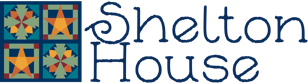 Shelton House Retina Logo